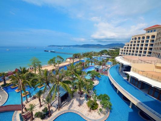 大洋集团:3.57亿购三亚亚龙湾国家度假区酒店