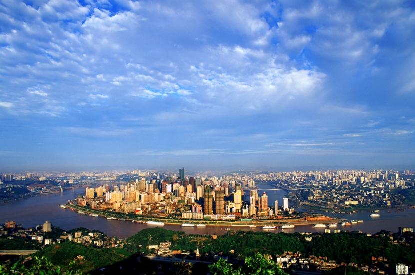 重庆:主城将打造山地特色公园 预计明年完工
