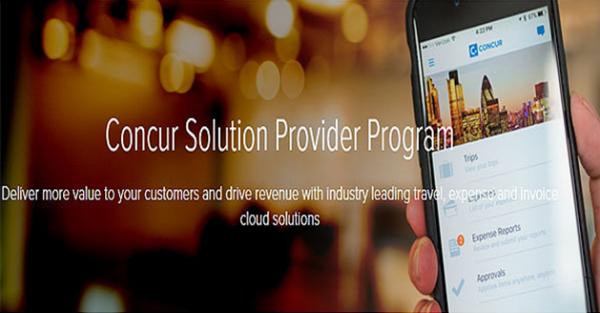 Concur:宣布启动全球解决方案供应商项目