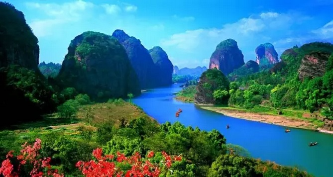 排行榜:中国旅游目的地品牌声誉指数发布