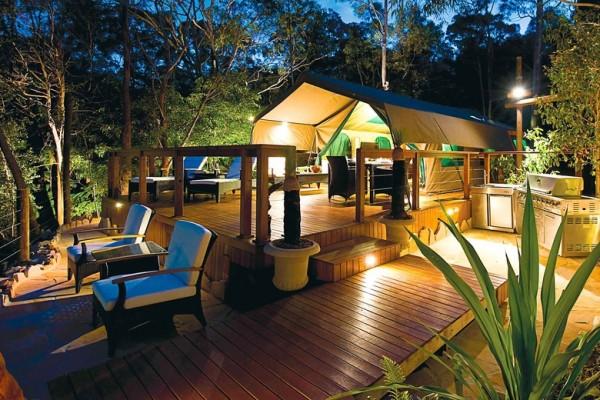 澳洲:最贵帐篷露营酒店诞生,服务中国游客
