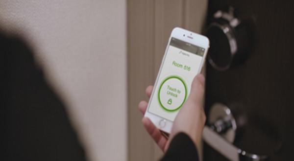 希尔顿:明年全球一半的酒店都能用App开门