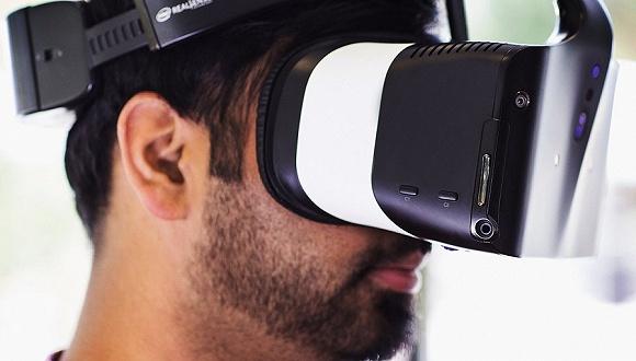 英特尔:杀入VR领域,发布黑科技Alloy眼镜