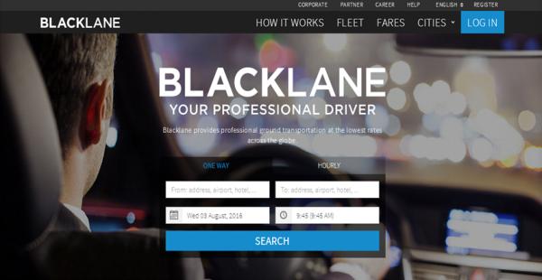 Blacklane:私人豪车预订商获2000万美元C轮