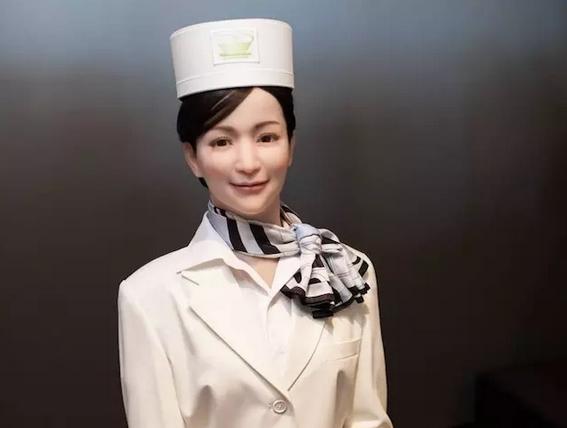 日本:世界首家机器人旅馆 成绩斐然计划扩张