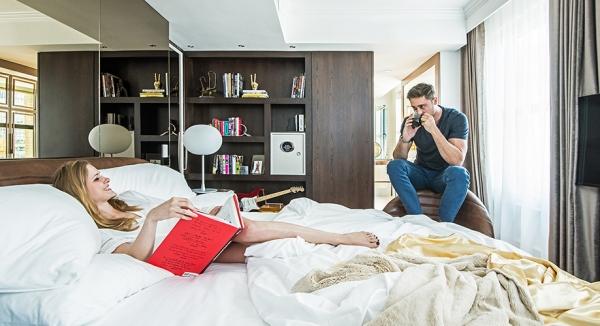 酒店:安全问题为重 独身女性专用客房成趋势