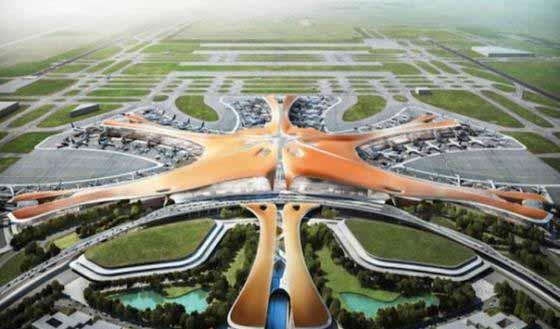 选机场时代:北京新机场落户大兴 订票有技巧