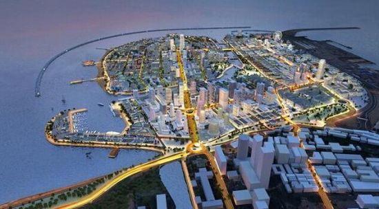 中国:与斯里兰卡签署科伦坡港口城新协议
