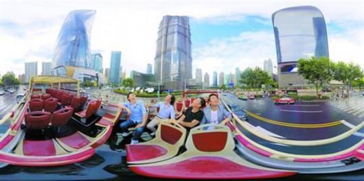 上海:明星代言VR形象推广,旅游营销套路深