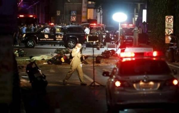 泰国:著名旅游胜地华欣等地发生8次炸弹爆炸