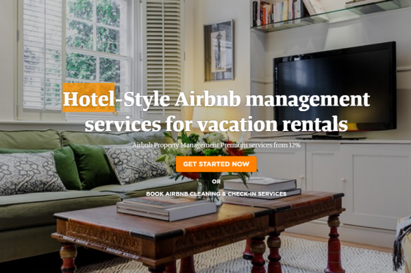 Airbnb:服务管理公司Hostmaker融110万美元