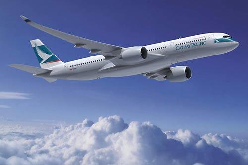 国泰航空:和凯悦建立全球机上餐饮合作关系