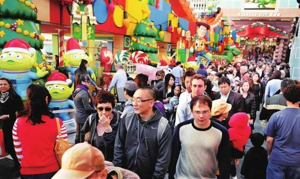 出境游:中国的变与不变 将持续释放旅游红利