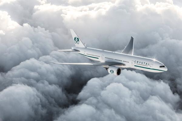 水晶邮轮:增设航空部门,锁定豪华旅游业