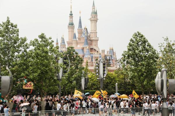 上海迪士尼:系统漏洞门事件,门票被克隆