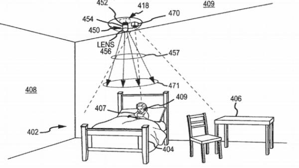 迪士尼:获图像投影灯泡专利 游乐园酒店受益