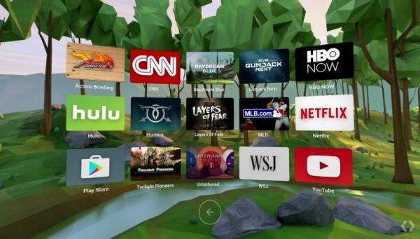 Google:将于2016秋季推出VR平台Daydream