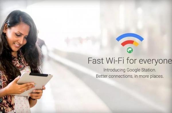 谷歌:启动Google Station项目 提供高速Wi-Fi