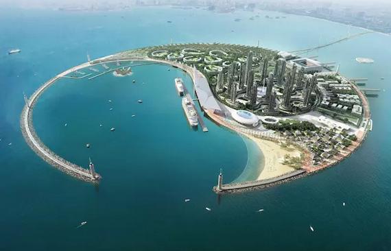 中国国旅:拟投128.6亿元建海口国际免税城
