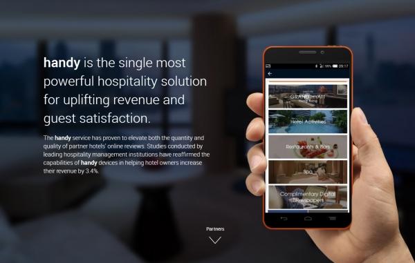 Tink Labs:酒店智能手机商获1.25亿美元投资