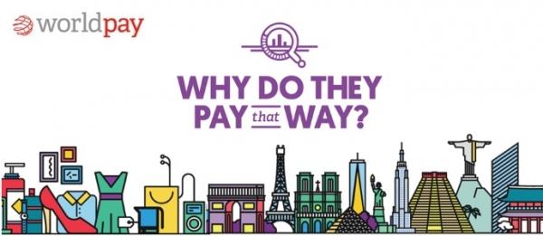 WorldPay:各国游客旅行支付方式多图解读