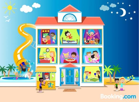 Booking.com:小小旅行家喜爱目的地排行榜