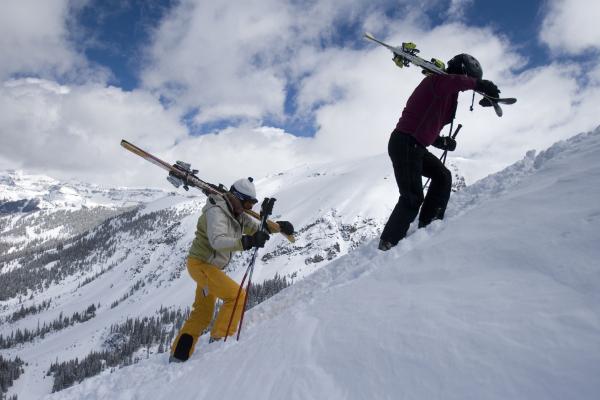 冬季户外旅游:科罗拉多感受精彩滑雪体验