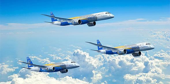 巴航工业:E170和E175机型获俄罗斯型号认证