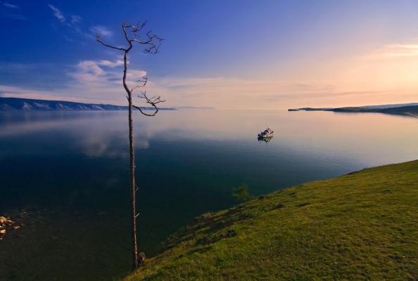 中景信:110亿美元,拿下贝加尔湖旅游项目