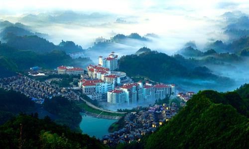 碧桂园:签约湖北咸宁50亿温泉旅游城项目