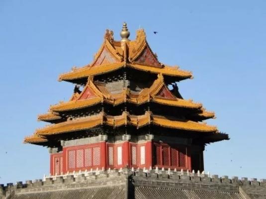 故宫:角楼餐厅推出6688元年夜饭 已全部预约满