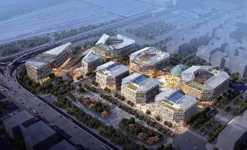 上海:虹桥商务区未来将形成五星级酒店群
