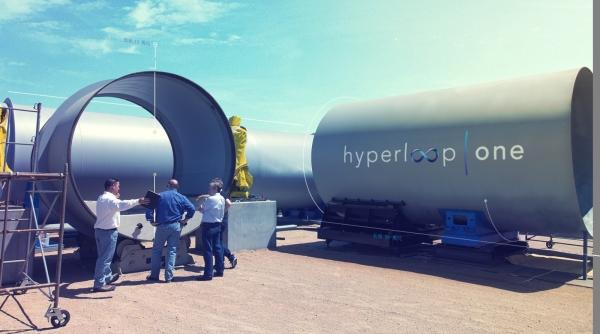 Hyperloop One:获迪拜公司5000万美元投资