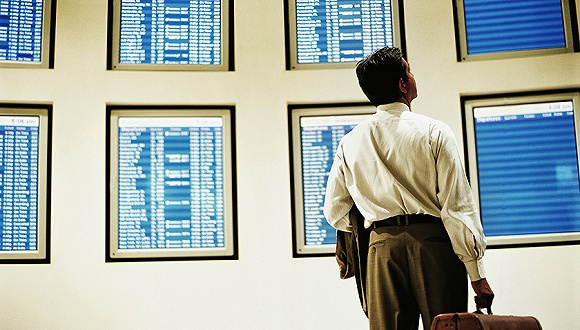 游客:要搜索多少次才能确定乘坐哪趟航班