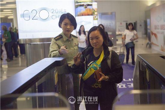萧山机场:启用刷脸按指纹自助通关 仅需10秒