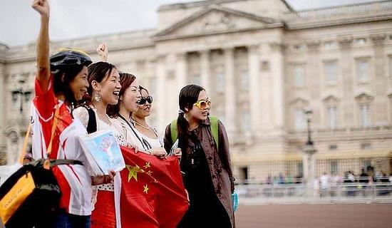 英国游:中国客人兴趣开始从购物转向体验
