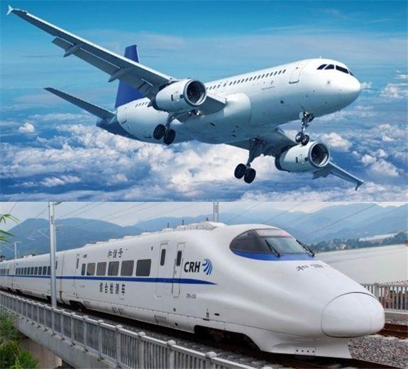 数据解读:飞机VS高铁 市场占有率量化分析