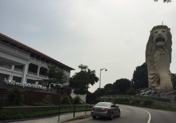 圣淘沙艾美酒店:3亿元求售 中国金主又出手