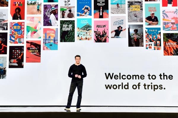 Airbnb:重磅推出Trips 多功能合一颠覆旅游业