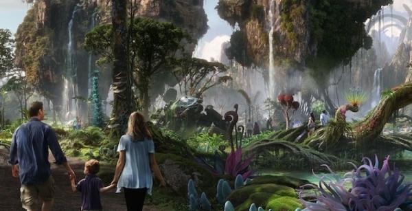 迪士尼:奥兰多阿凡达乐园定于2017年夏开园