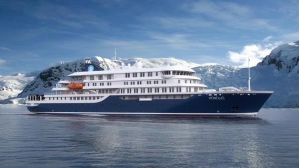 Oceanwide Expeditions:筹建新船Hondius号