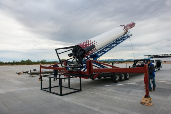 Vector Space:获125万美元融资 探索太空旅游