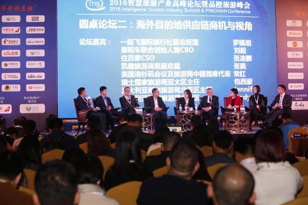 圆桌论坛:海外目的地供应链商机与视角
