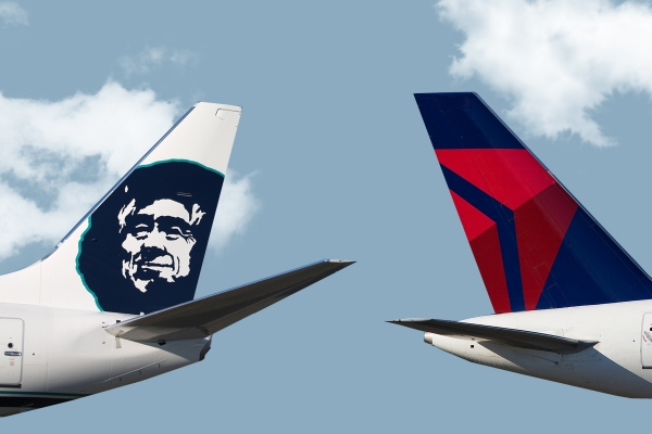 友商关系破裂 达美与阿拉斯加航空将终止合作