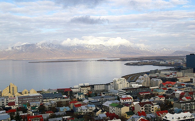 冰岛第二大城市