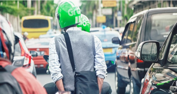 本田:加入共享时代 投资Grab摩托车拼车业务