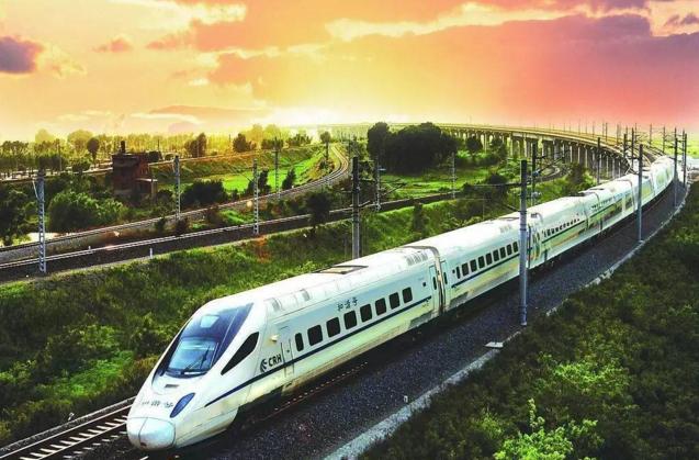 沪昆高铁:全线贯通 云南接入全国高速铁路网