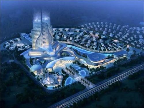 中国家居:投资70亿元,建神舟航天主题乐园