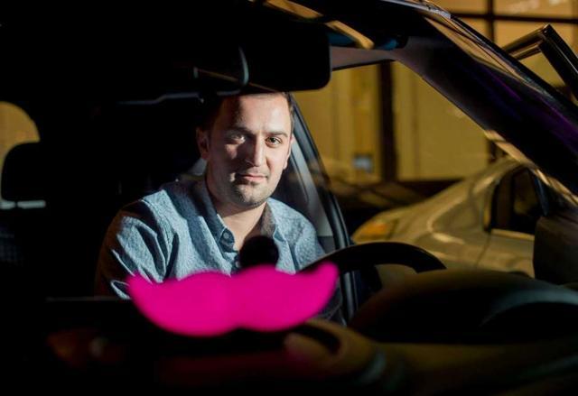 美国专车Lyft创始人:五年后开车将是非法行为