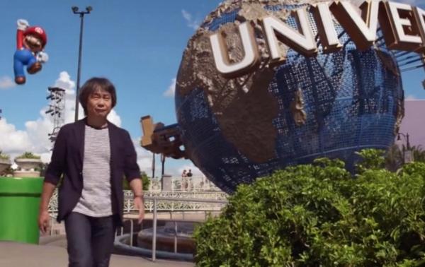 任天堂:正式宣布和环球影城的主题乐园计划